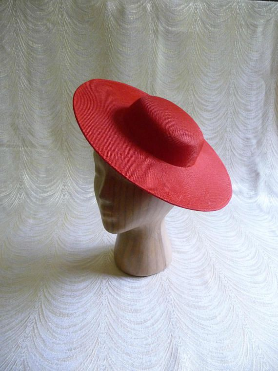 Large Straw Hat 12in.crown