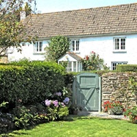 Luxury Holiday Cottages in Cornwall at Treworgey, near Looe