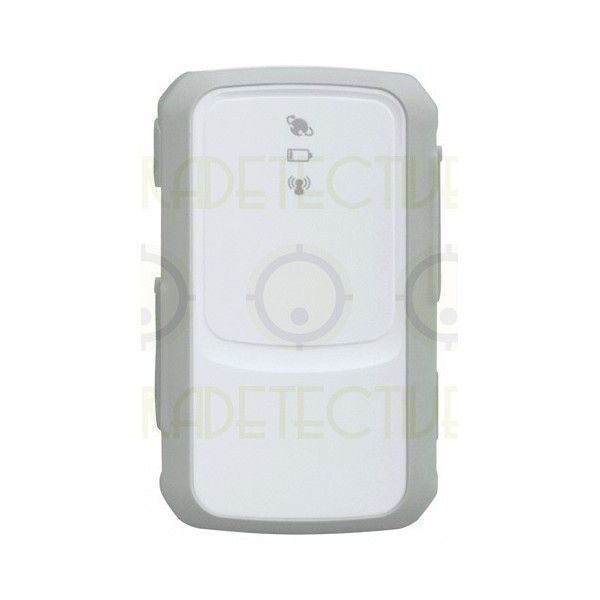 """Este localizador GPS espia permite la vigilancia en tiempo real por localización por llamada o desde cualquier PC o SmartPhone en nuestra plataforma de seguimiento. Posee un boton """"SOS"""" que permite ser localizado de forma instantanea. Funcion Geofence. Ideal para la vigilancia y control de personas, mascotas, mercancías o vehículos."""