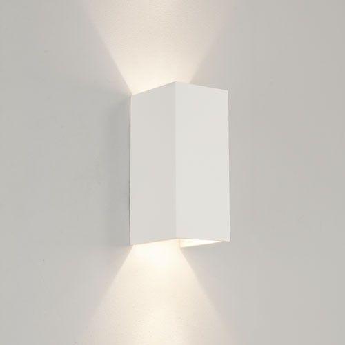Design Belysning AS - Parma 210 Vegglampe - Perfekt till trappan