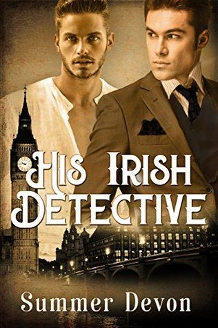 Today is the first of another new feature to my Monday blog posts, this one highlights books set in another time. For the first Monday's Memorial Moment, I am featuring my #review for the 🕵️‍♂️👨‍❤️‍👨#MMromance #historical #mystery👨‍❤️‍💋‍👨🕵️‍♂️His Irish Detective by Summer Devon                      https://padmeslibrary.blogspot.com/2018/03/mondays-memorial-moment-his-irish.html