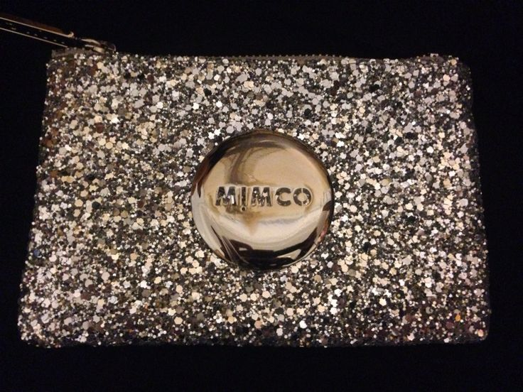 Love my Mimco pouch ✨