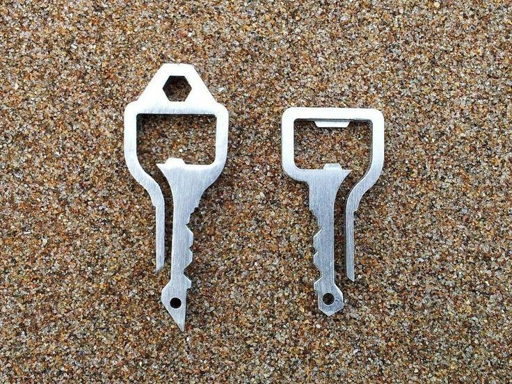 The Masterkey: Key shaped Keychain/ Multi-tool/ Hook by Artistic Life — Kickstarter