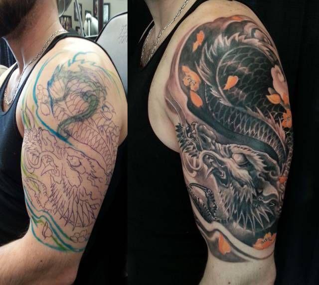 33 tatouages totalement ratés mais parfaitement rattrapés - page 5
