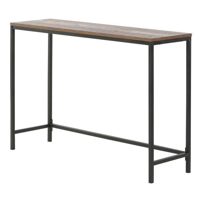 Konsolentisch Alamo Console Table Table Hallway Console