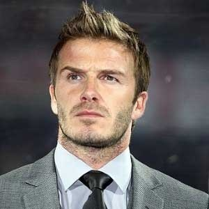 Former England captain David Beckham revealed on Thursday he had not been picked for Great Britain's Olympic football squad.