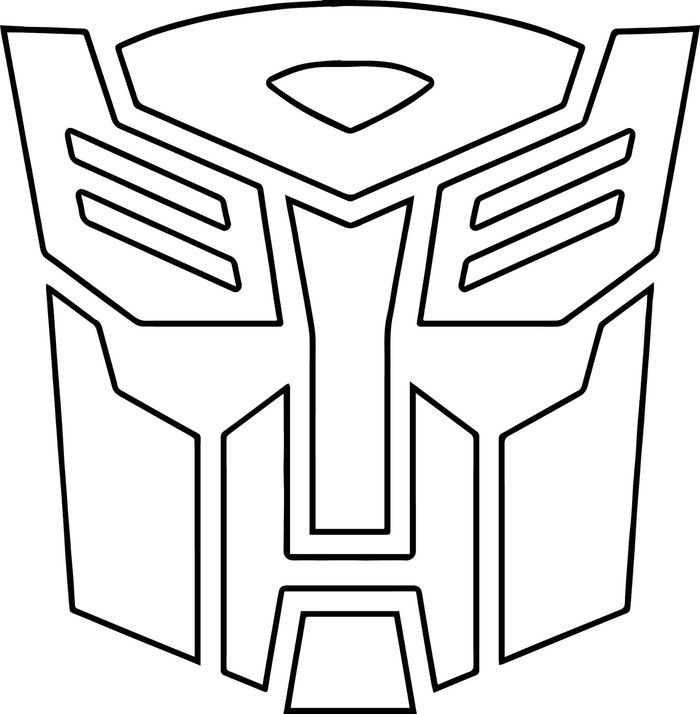 Transformer Coloring Pages In 2020 Transformers Cake