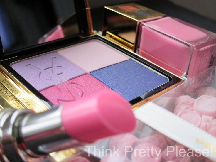 Yves Saint Laurent Candy Face palette ss 2012