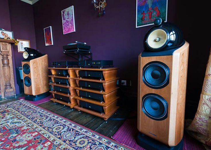 Complete Naim System With Bu0026W 802u0027s In Living Room, We Possess All In  Picture,