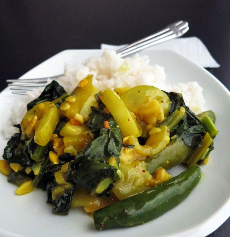 Opo Squash Curry Recipe