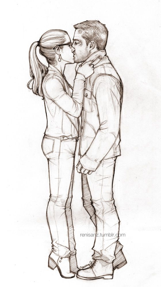 Don't know if I pinned this before or not! But OLIVER and FELICITY!! :) :)