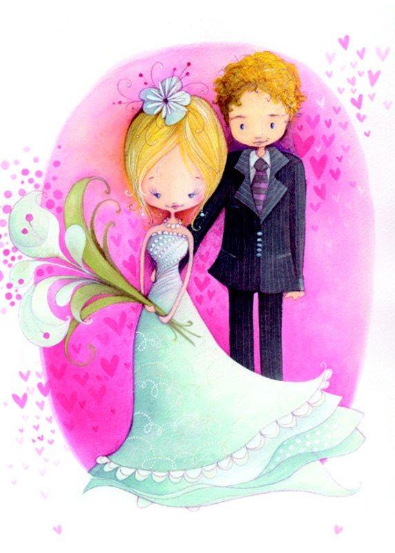 Mariés cœurs