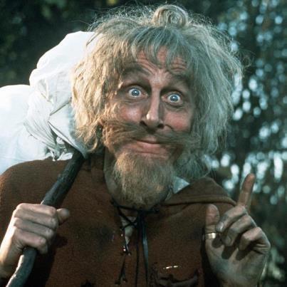 Catweazle is de naam van een Engelse kinderserie die twee seizoenen lang in het Verenigd Koninkrijk (en andere landen), werd uitgezonden in 1970 en 1971. De serie gaat over de 11e-eeuwse, excentrieke, incapabele, riekende maar vooral ook aandoenlijke tovenaar Catweazle.