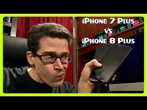 iPhone 8 Plus vs iPhone 7 Plus - Worth the Upgrade? iPhone 8 Giveaway: https://deals.lockergnome.com/giveaways/the-iphone-8-giveaway Wireless charging: https://twitter.com/ChrisPirillo/status/912006871518781440 Be sure to join me next time I'm live! Set up notifications at https://www.youtube.com/chrispirillo/live https://twitter.com/ChrisPirillo  https://instagram.com/ChrisPirillo  https://facebook.com/chrispirillo   GADGET STUFF  http://deals.lockergnome.com/ TECH STUFF…