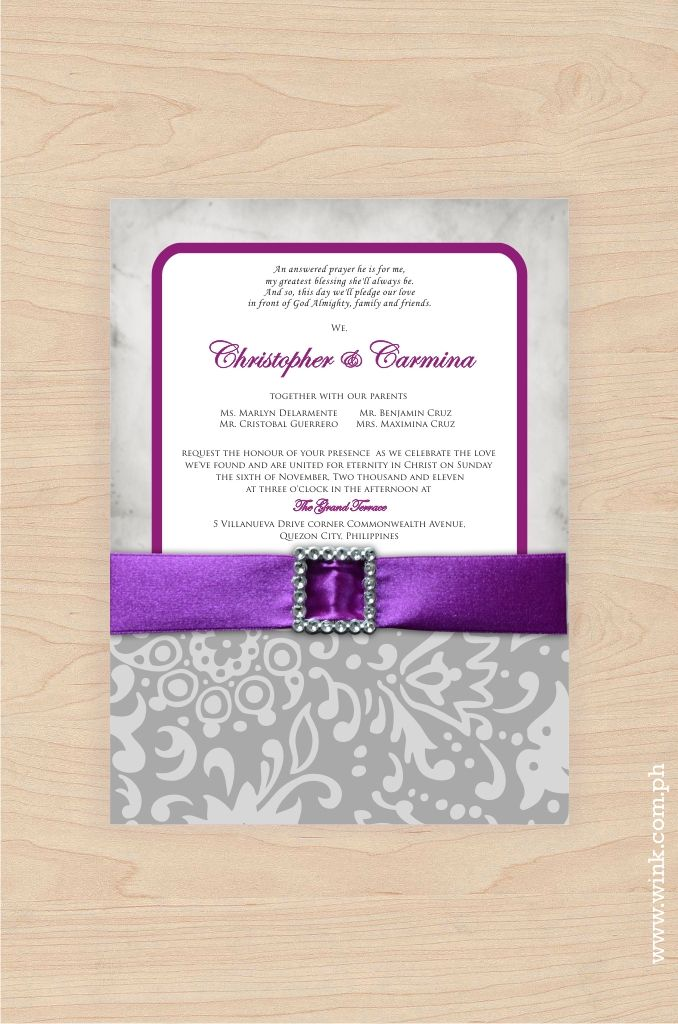 83 best wedding invitations by written in ink wink images on vino art shiraz written in ink ribbon vintage ornate wedding invitation ribbon stopboris Choice Image