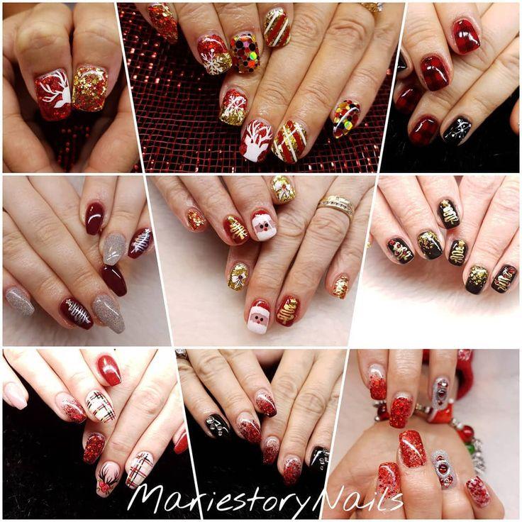 0 mentions J'aime, 1 commentaires – MariestoryNails (@mariestorynails) sur Instagram : «#christmasnail #nails #nailartlove #nailtech #nailpromote #instanails #montrealnails #nailsmontre…»