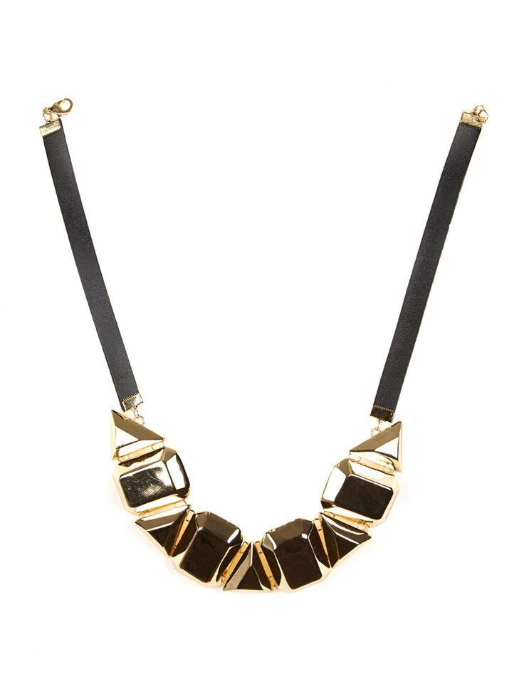Collier bicolore dorures #MORGANDETOI #GOLD