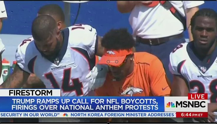 "First they came for the statues, now they are coming for the national anthem. The left wants to rip the virtue of patriotism from the public eye. For some progressives, it isn't enough that NFL players use the anthem for their protest. The anthem itself is a problem. On Sunday, on MSNBC Live with Thomas Roberts, actor Jesse Williams (Grey's Anatomy) expressed his opinion on Trump, the national anthem, and the NFL. He believed that the NFL was owned by Trump supporters who were ""close friends…"