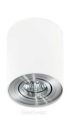 Lampa BROSS 1 WHITE/ALUMINIUM Technoline by AZzardo - Nowoczesne akcesoria domowe - ExitoDesign