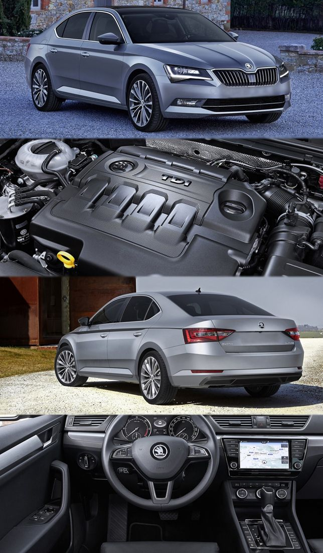 Skoda Superb Steals the Leon Cupra Engine Get more details at: http://www.replacementengines.co.uk/blog/skoda-superb-steals-the-leon-cupra-engine/