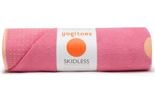Towels - YOGITOES SKIDLESS YOGA TOWEL - Vibration