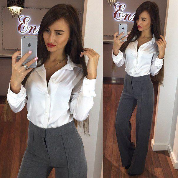 Рубашка Enneli ™ цена: 1700 руб размер: S цвет: белый шелк армани оригинал от тм Еннели