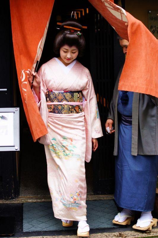 祇をん 紗月 - Satsuki Geiko in Giwon