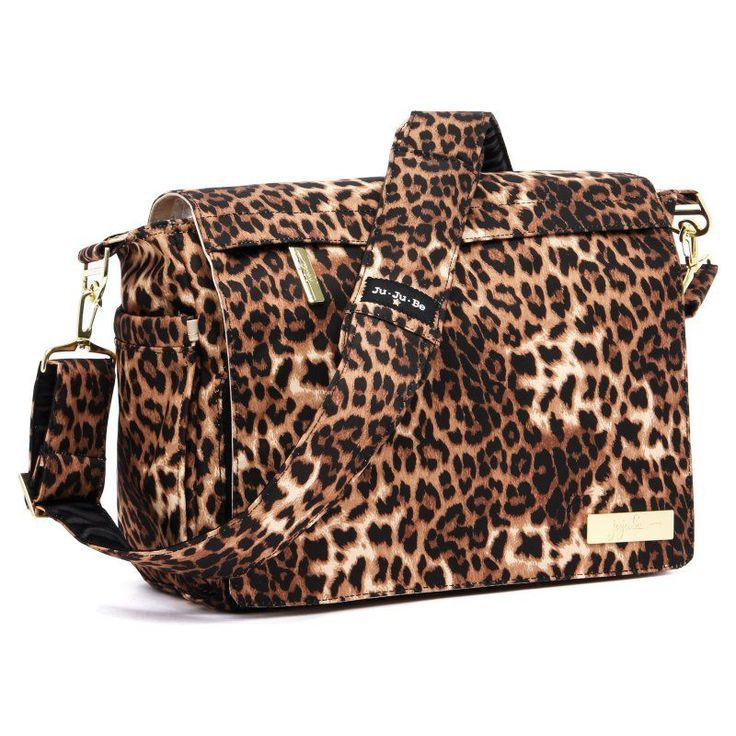 Ju Ju Be Legacy Better Be The Queen of the Jungle Messenger Diaper Bag - 13MM01LTQJ