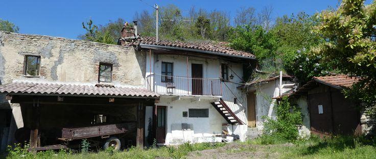 Castino (CN), Fraz. Pavaglione, April 2017