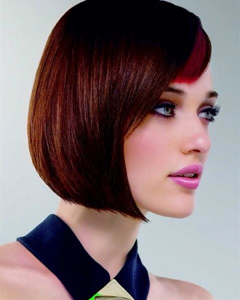 9 best One Length Haircuts, ABOVE shoulder images on Pinterest