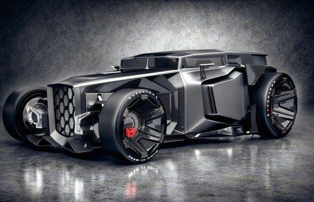 Lamborghini Rat Rod (Foto: Divulgação)