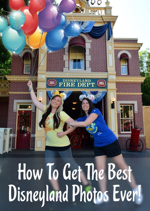 How to get the best Disneyland Photos Ever