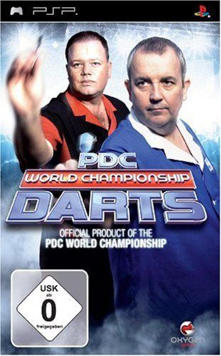 PDC World Championship Darts  Sony PSP -- See this great product.