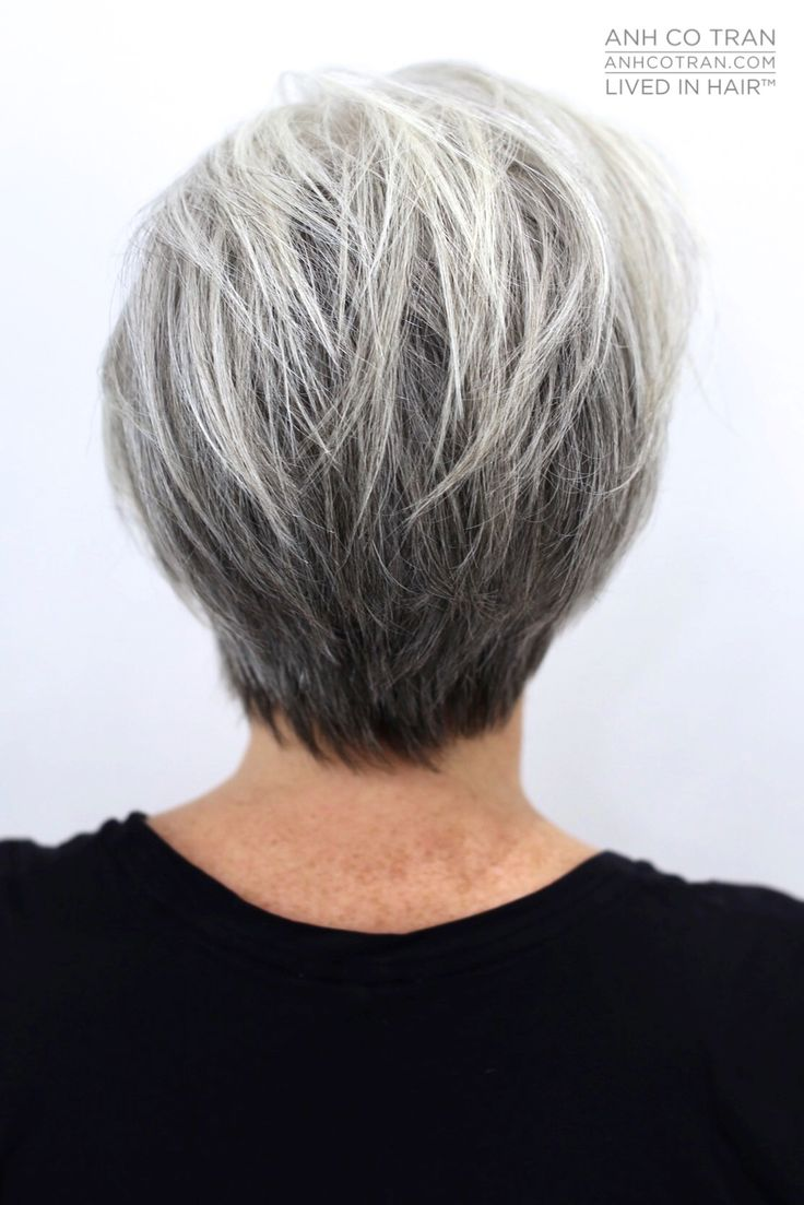 14 Short Hairstyles For Gray Hair - Most Popular Short ...