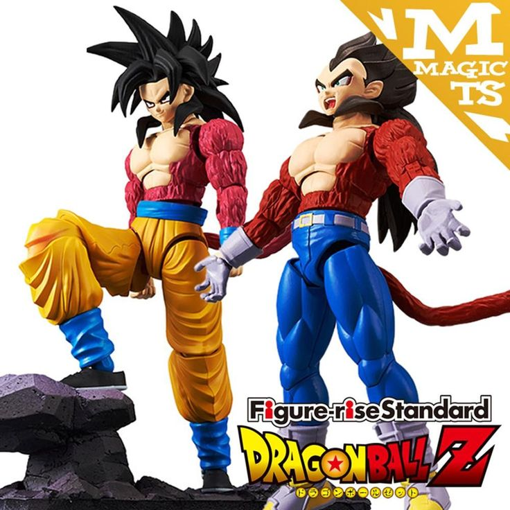 BANDAI Dragon Ball GT Super Saiyan 4 Goku and Vegeta Figure. Gender: UnisexCommodity Attribute: AssemblyAge Range: 8-11 Years,> 8 years old,> 6 years old,12-15 Years,> 14 Years old,5-7 Years,GrownupsMaterial: PVCItem Type: ModelSize: MBy Animation Source: Western AnimiationSoldier Accessories: Soldier Finished ProductCondition: In-Stock ItemsScale: 1/12Version Type: First EditionWarning: keep away fireTheme: Movie & TVMfg Series Number: Assembly/AssemblingRemote Control: NoBrand Name…