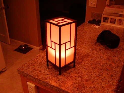 12 Best Japanese Lamp Images On Pinterest Lamp Light