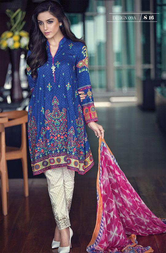 Pakistani fashion : pakistanifashionedits:   Maya Alifor Maria B.