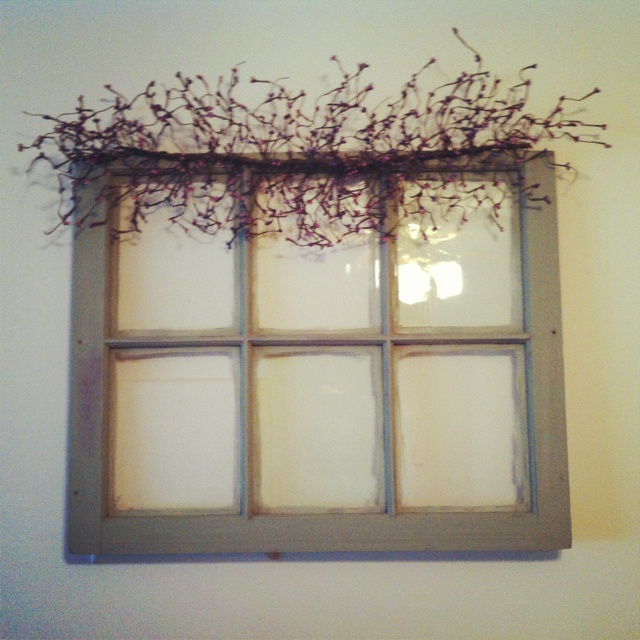 Repurposed Home Decor: Decor, Old Window