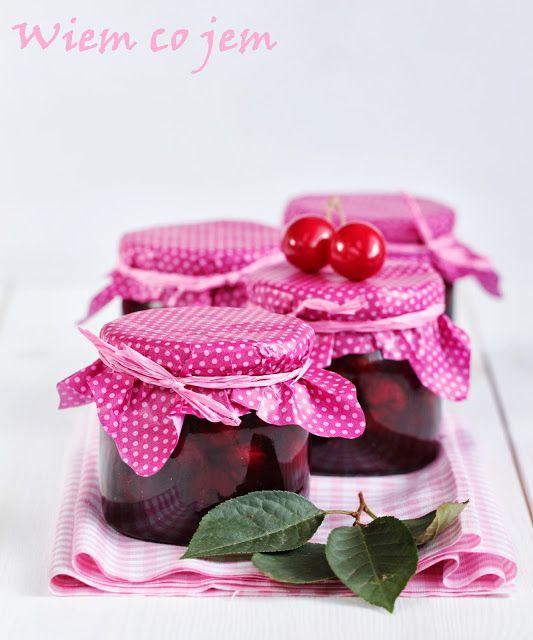 Wiem co jem - Frużelina wiśniowa
