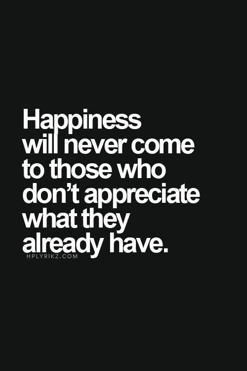 appreciating what we have #happy #gratitude