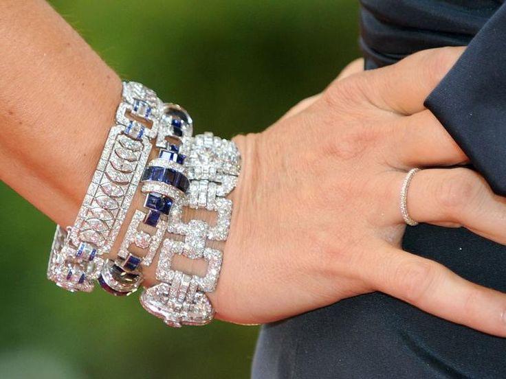 Celebrity red carpet jewelry