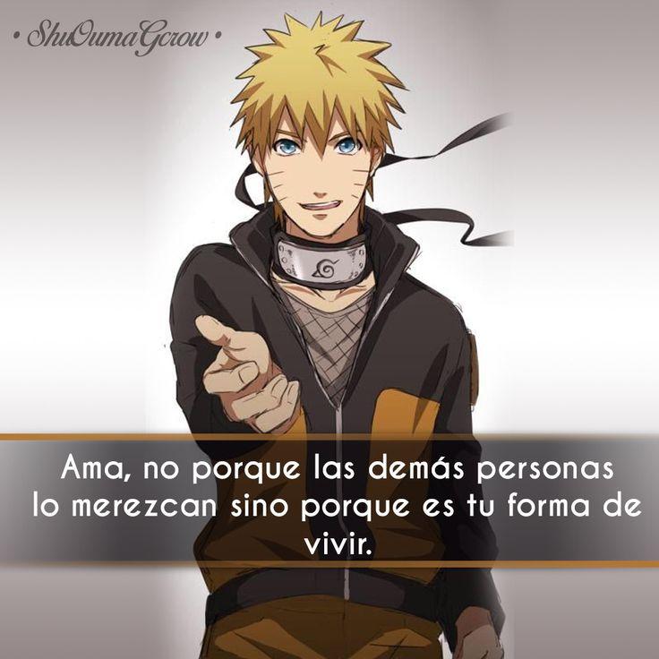 Ama #ShuOumaGcrow #Anime #Frases_anime #frases