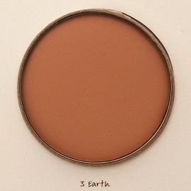 "Make Up Spa : Compact Foundation - ""Earth"" 9gr"