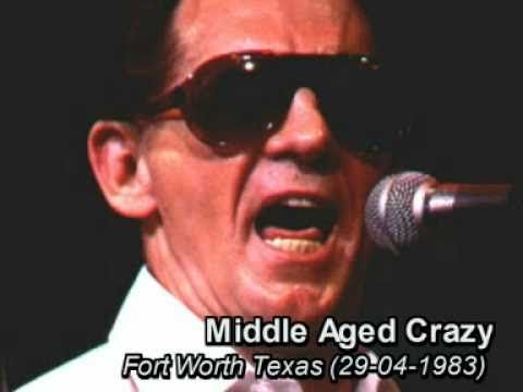 Jerry Lee Lewis - Middle Aged Crazy