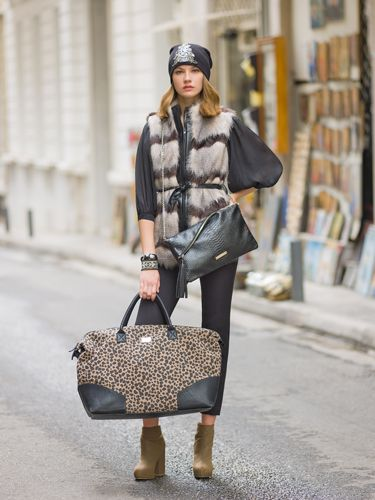 Luxury touch in casual outfits can bring amazing moments. Now on: www.achilleasaccessories.gr