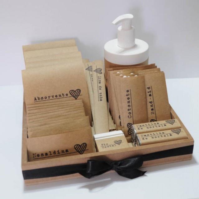 Kit Toalete Casamento Rústico : As melhores ideias de kit ressaca formatura no