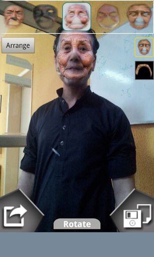 Welcome to Age Face Booth App<p>Wondering how you would look as an old man? No longer need to do it! Age Face app is typical face aging booth machine. Just add photo (from gallery or camera), select eyes and watch your scary old man face ;)<p>Are you curious to know, how will you look when you get old or want to see your old face. With this super cool photo editor app you can make yourself or your friends old.<p>Share results with your friends and family members. Enjoy, it is FREE!<p>Best…