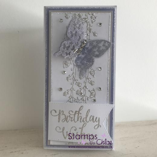 Stamps by Chloe - AUG024 Birthday Wishes - £4.99 - Stamps By Chloe Aug024 Birthday Wishes - Chloes Creative Cards
