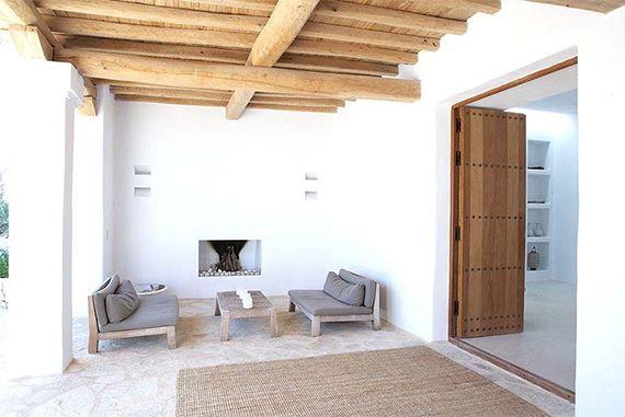 Can Xicu, Ibiza. Design by Blakstad