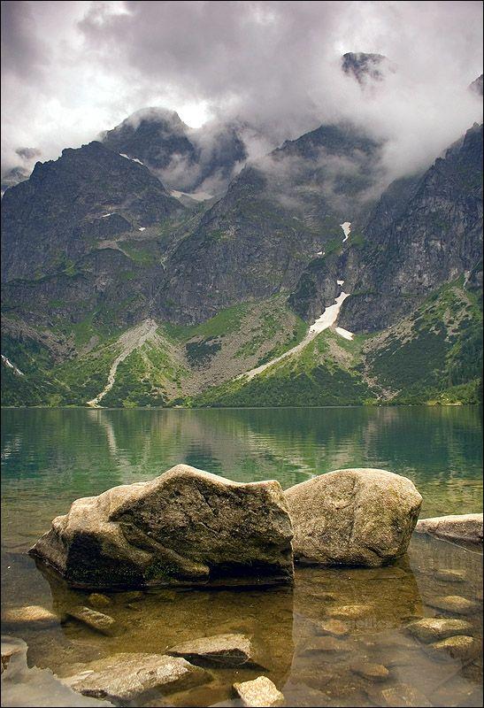Morskie Oko, Tatry - Polish Mountains